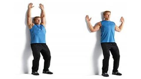 Esercizi posturali cifosi