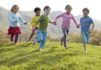 La piramide del movimento per i bambini