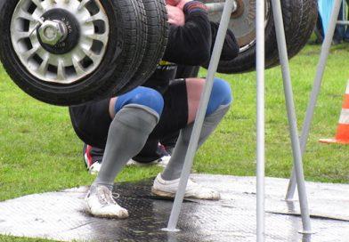 Superare le punte dei piedi con le ginocchia nello squat fa male?
