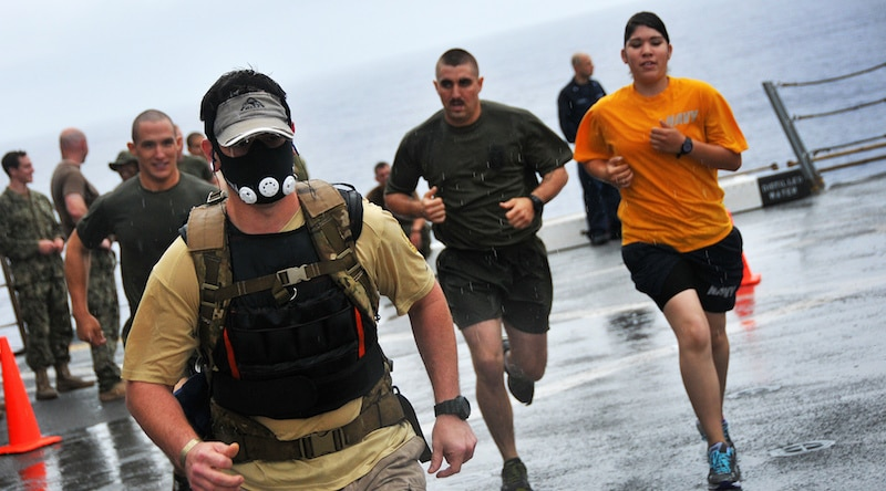 elevation training altitude mask