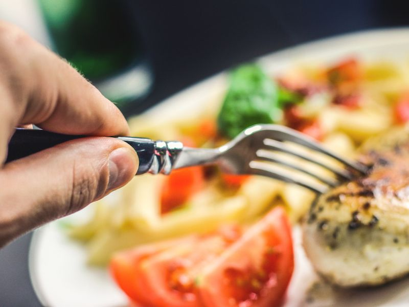 dieta del runner per dimagrire