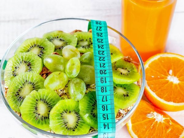 dieta in palestra