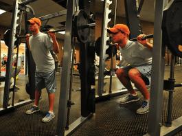 squat multipower