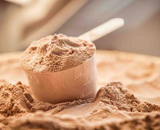 proteine in polvere necessarie