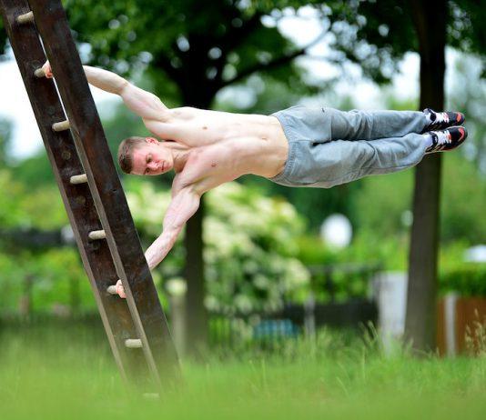 allenamento calisthenics