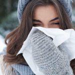 allenarsi con l'influenza