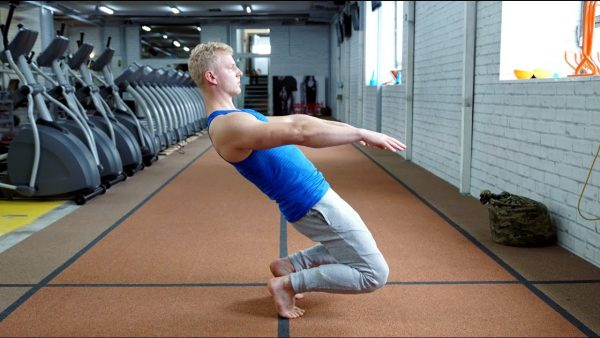 sissy-squat