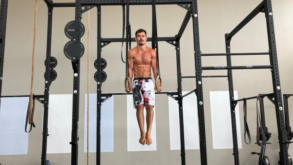 muscle up anelli