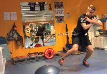 allenamento isoinerziale