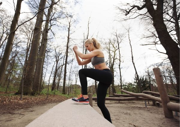 step-up-esercizio