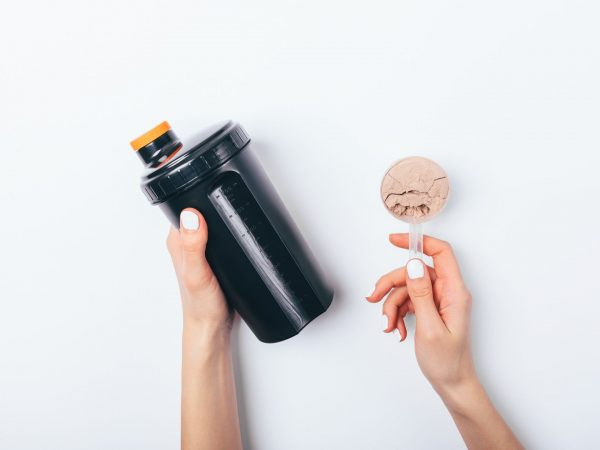 proteine in polvere per dimagrire